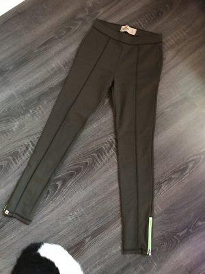 Hollister Leggings Hose Khaki
