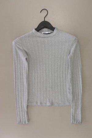 Hollister Longsleeve-Shirt Größe S Langarm türkis