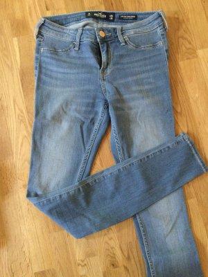 Hollister Skinny Jeans steel blue