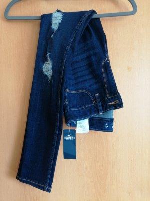 Hollister Mid Rise Jeans Neu 1S