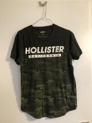 Hollister Millitär shirt