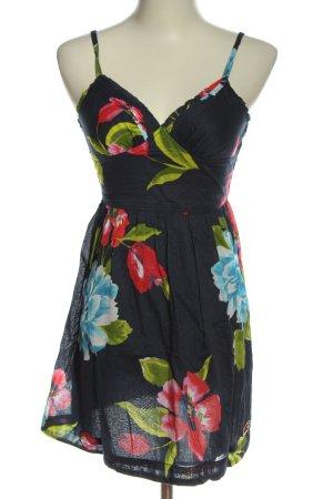 Hollister Robe courte motif de fleur style décontracté