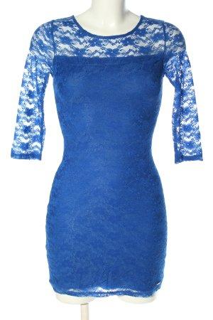Hollister Minikleid blau Elegant