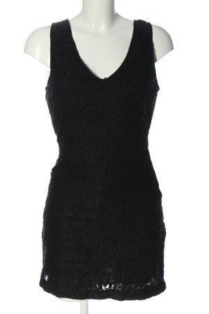 Hollister Minikleid schwarz Party-Look