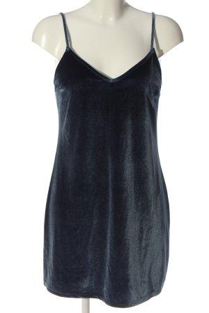 Hollister Minikleid blau Casual-Look