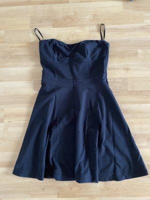Hollister Minikleid schwarz