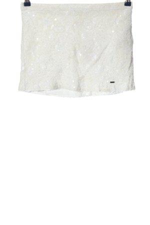 Hollister Minigonna bianco stile casual