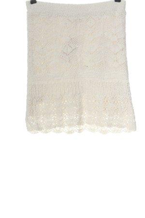 Hollister Minigonna bianco sporco elegante