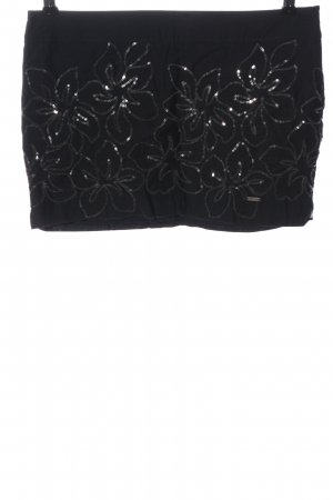 Hollister Minigonna nero stile casual