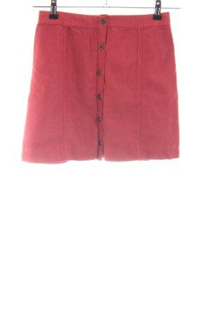 Hollister Minigonna rosso stile casual