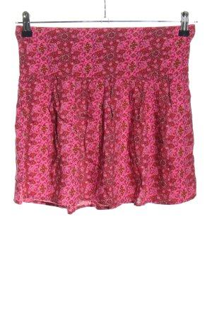 Hollister Minirock pink Allover-Druck Casual-Look