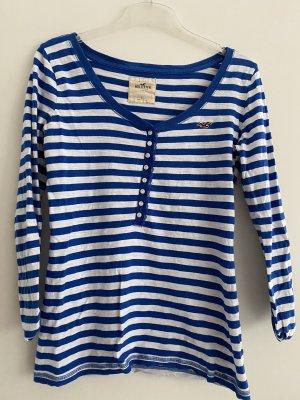 Hollister Koszulka w paski niebieski-biały