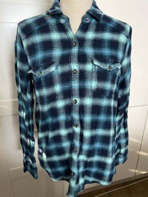 Hollister Lumberjack Shirt multicolored cotton