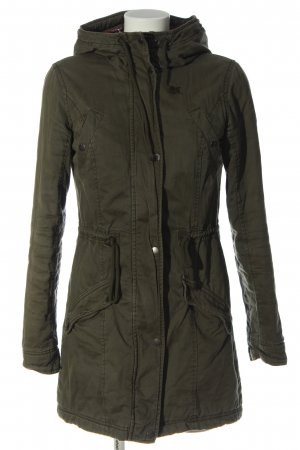 Hollister Parka khaki Casual-Look