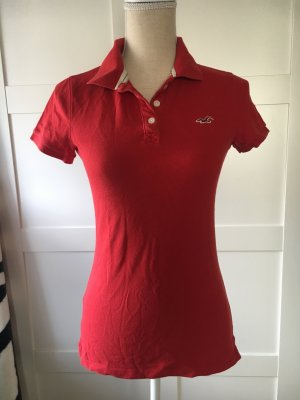 Hollister Polo Top multicolored
