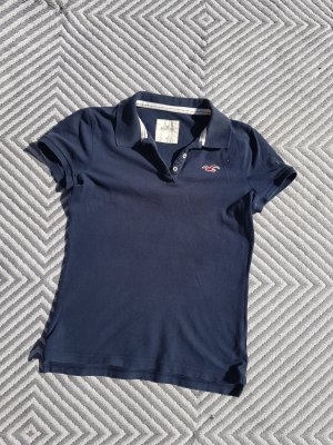 Hollister Polo blu