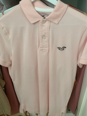 Hollister Polo Shirt rose-gold-coloured