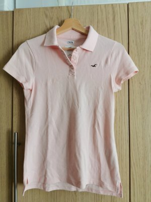Hollister Polo shirt lichtroze-roze