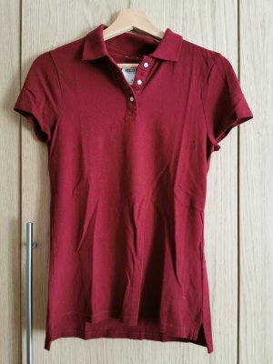 Hollister Polo shirt donkerrood-bordeaux