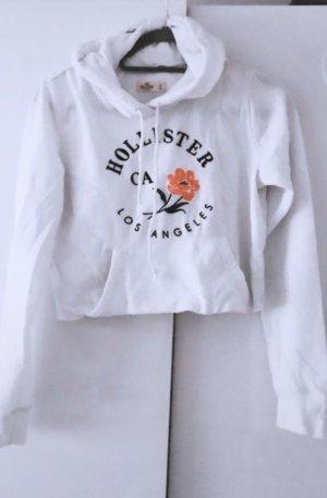Hollister pulli hoodie cropped oversized pulliver kapuzenpullover sweatshirt