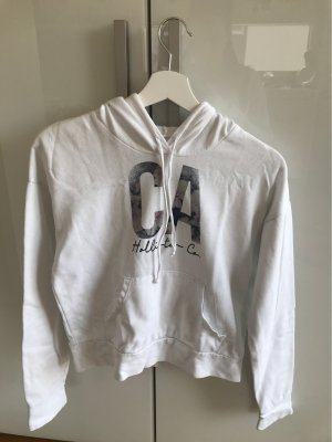 Hollister Hooded Sweater white-rose-gold-coloured