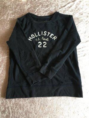 Hollister Maglione a maniche corte blu scuro