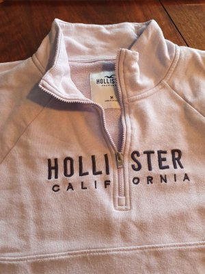 Hollister Polo Top purple-lilac