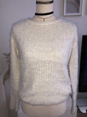 Hollister Pullover, flauschig, Gr. XS, neu