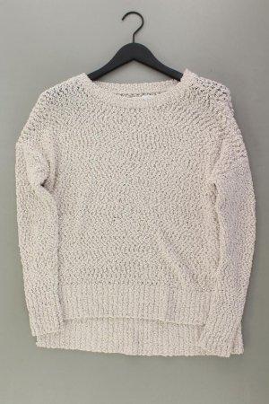 Hollister Pullover Größe XS/S creme aus Polyester