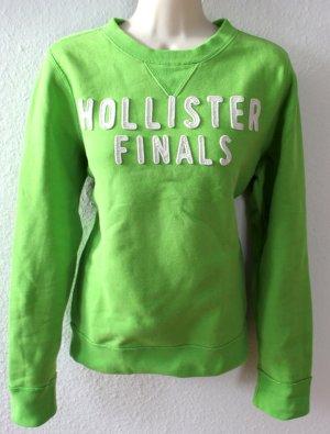 Hollister Pullover, grün
