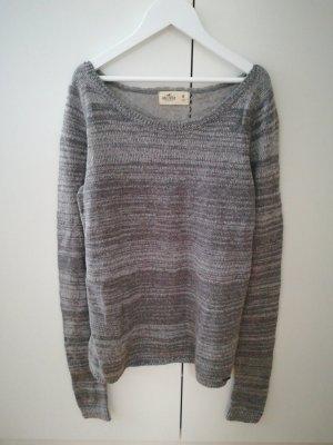 Hollister Pullover mit Spitzenrücken Grösse M
