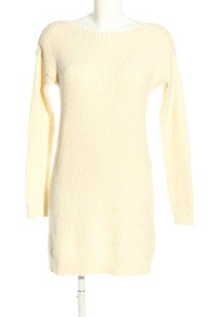 Hollister Sweater Dress primrose casual look