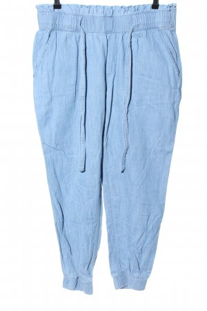 Hollister Pumphose blau Casual-Look