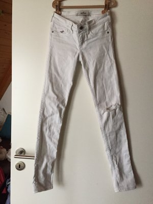 Hollister Ripped-Skinny-Jeans