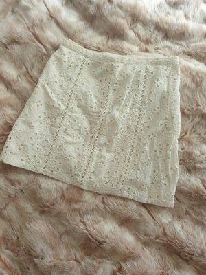 Hollister Minigonna bianco sporco
