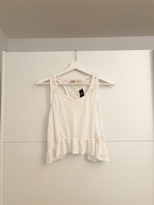 Hollister Camisoles white-oatmeal