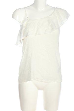 Hollister Schlupf-Bluse creme Casual-Look