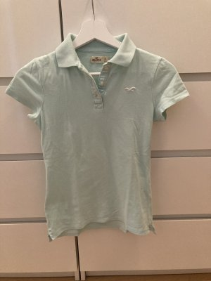 Hollister Polo Shirt turquoise
