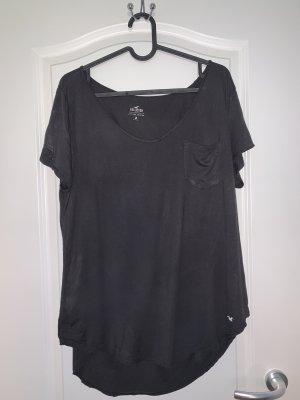 Hollister Basic Shirt black