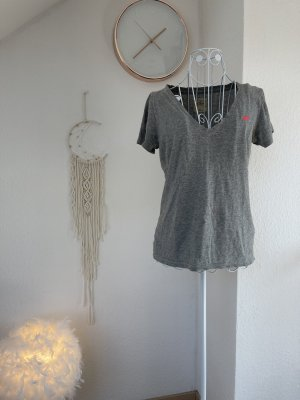 Hollister Basic Shirt grey