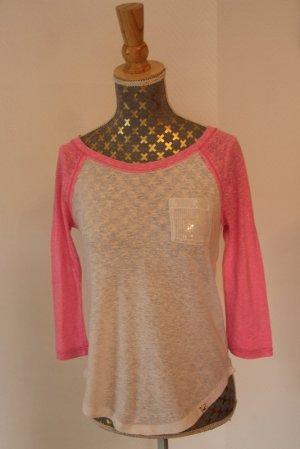 Hollister  Shirt  Gr. XS semitransparent