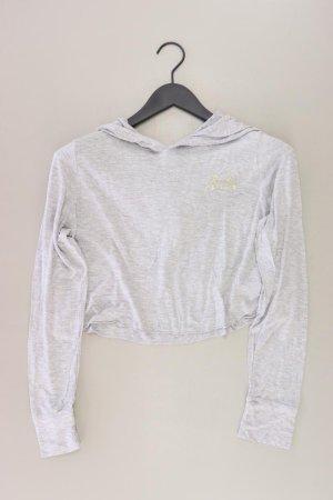 Hollister Shirt Größe M grau