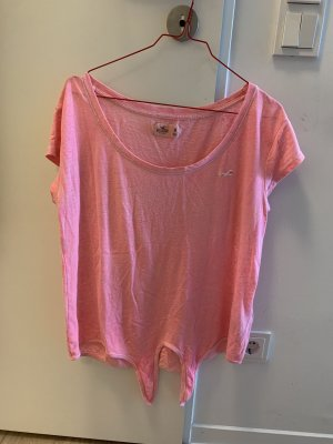 Hollister Shirt pink