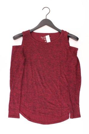 Hollister Shirt rot Größe S