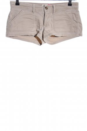 Hollister Shorts wollweiß Casual-Look