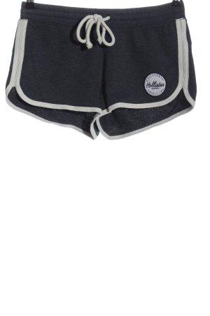 Hollister Shorts hellgrau meliert Casual-Look