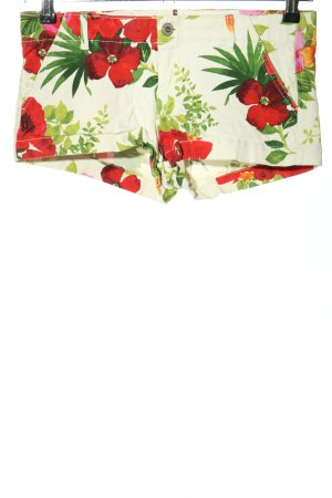 Hollister Shorts Allover-Druck Casual-Look