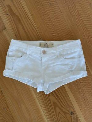 Hollister Hot pants bianco