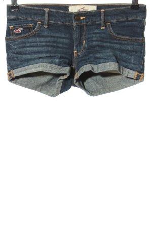 Hollister Shorts blau Casual-Look