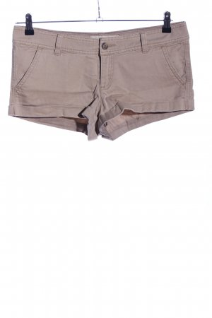 Hollister Shorts brown casual look